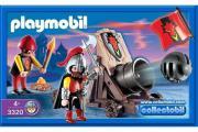 Playmobil - Drachenritter Geschütz Ritter Angriff