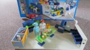 Playmobil Set Tierklinik,
