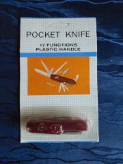 Pocket Knife Taschenmesser