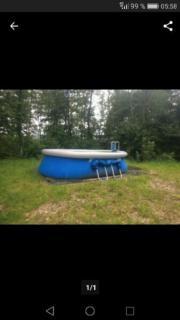 Pool Becken Schwimmbecken
