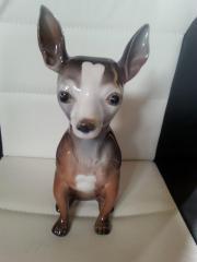 Porzellan Hund Chihuahua
