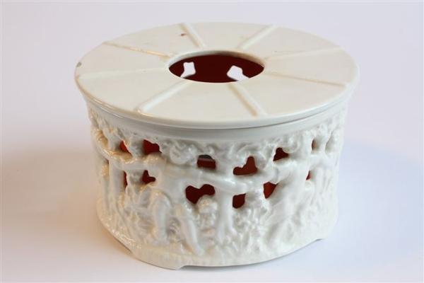 Porzellanstövchen