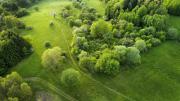 Professionelle Luftaufnahmen Foto und Film
