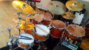 Professioneller Schlagzeugunterricht beim