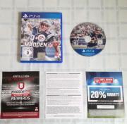 PS4 Spiel Madden