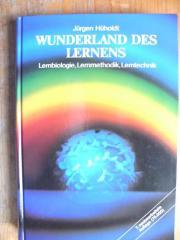 PSYCHOLOGIE - WUNDERLAND DES LERNENS - HÜHOLDT JÜRGEN
