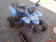 Quad ATV läuft