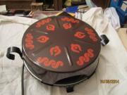 Raclette Set, 70s