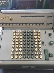Rechenmaschine Badenia EMBEE Antiquität
