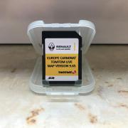 Renault SD-Karte