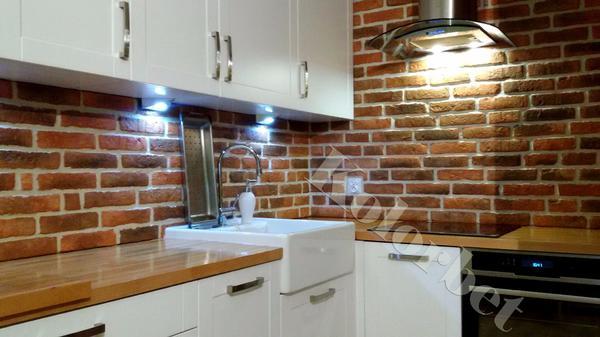 Riemchen Verblender Innen U0026 » Sonstiges Material Für Den Hausbau
