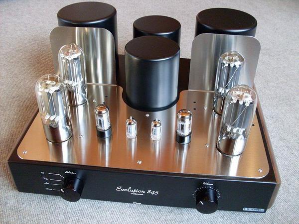 Röhrenvollverstärker MASTERSOUND 845 Evolution