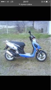 roller kymco cobra