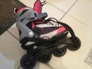 Rollerskates - verstellbar Gr