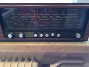 SABA Donau antiker Radio aus