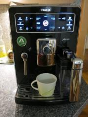 saeco kaffeevollautomat in m nchen haushalt m bel. Black Bedroom Furniture Sets. Home Design Ideas