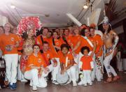 Samba Trommel - Gruppe