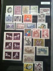 Sammler! Briefmarken postfrisch: