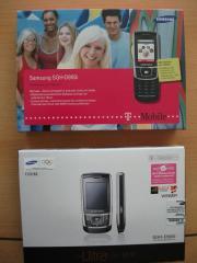 Samsung SGH-D900i (