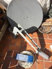 Satelittenschüssel Kathrein m.