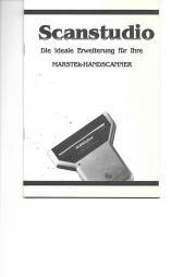 Scanstudio - Marstek - Handscanner -