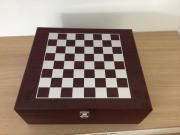 Schach Kiste mit