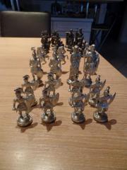 Schachfiguren handgearbeitet