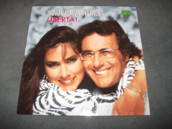 "Schallplatten/LPs, Carmen, Elton John, etc. - Obertrubach - 1. Al Bano&Romina Power ""Liberta"" 1987, 2. Julio Iglesias ""Hey!"" 1980, 3. J. Iglesias ""Augenblicke der Liebe"" 1982, 4. Pavarotti ""Passione"" 1985, 5. Elton John ""Songbook"" 1986, 6. Jacques Brel ""Songbook"" 1976, 7. Georges Bizet ""Carmen - Oper - Obertrubach"