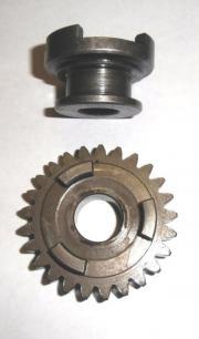 Schaltrad / Schaltklaue