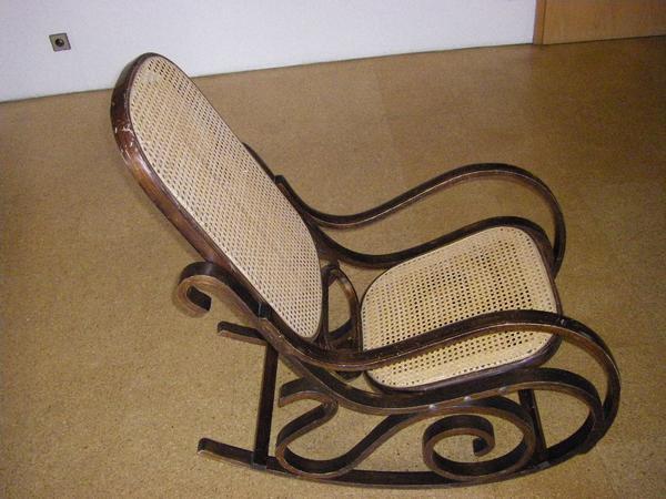 schaukelstuhl rattan neu und gebraucht kaufen bei. Black Bedroom Furniture Sets. Home Design Ideas