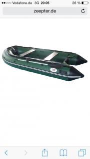 Schlauchboot zeepter 330cm
