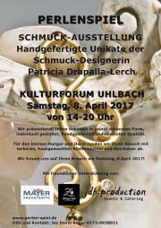 Schmuck-Ausstellung PERLENSPIEL,