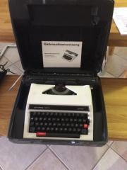 schreibmaschine neu