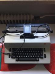 Schreibmaschine Olympia Electric