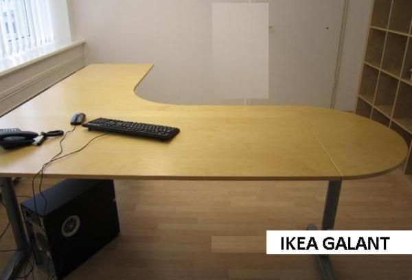 Eckschreibtisch ikea galant  Schreibtisch Ikea Galant Glas: Ikea jugendzimmer selbst gestalten ...