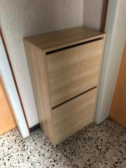 Kommode mit vier schubladen inkl spiegel in bludenz for Ikea schuhkasten