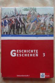 Schulbuch Geschichte und Geschehen 3