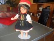 Schwarzwald Celloioud Puppe