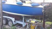 Segelboot, Segelyacht, 6m,