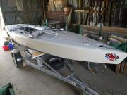 Segelboot Starboot Kielboot