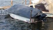 Sehr gepflegtes Sportboot