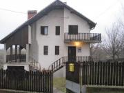 Serbien-Wohnhaus zu