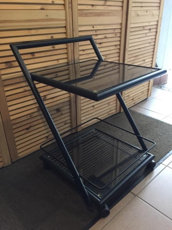 servierwagen rollen neu und gebraucht kaufen bei. Black Bedroom Furniture Sets. Home Design Ideas