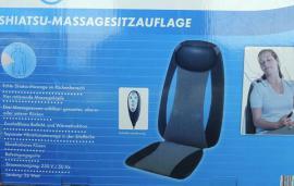 Kosmetik und Schönheit - Shihatsu Massage-Sitz-Auflage beheizbar