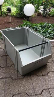 Sichtlagerboxen Werkzeugboxen Sichtlagerkästen