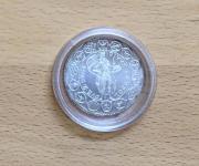 Silbermedaille Austria 1963 1642 2