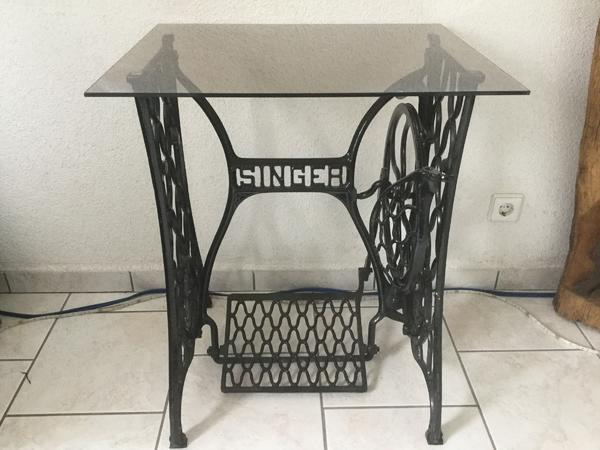 singer antike neu und gebraucht kaufen bei. Black Bedroom Furniture Sets. Home Design Ideas
