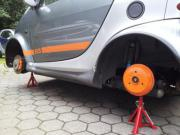 Smart ForTwo BREMSEN-KIT-Vorne