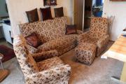 Sofa mit zwei