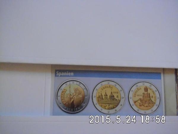 Spanien 2 Euro Münzen In Bremen Kaufen Und Verkaufen über Private